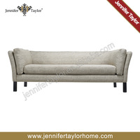 American style unique design cheap fabric sofa set 3 seater sofa