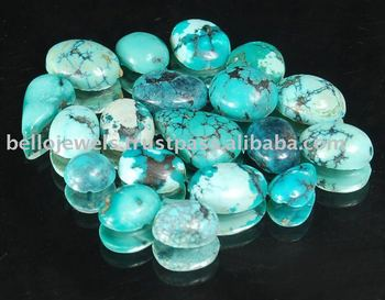 Natural Persia, Iran Turquoise Gemstones Wholesale Lot - Paypal