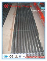 Hot sale! cheap price ! galvanized iron corrugated sheet roofing sheet