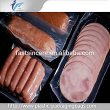Clear LDPE compound vacuum packaging bag / high quality Freezen food bag