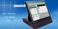 touch screen pos system terminal rfid credit card reader ZQ-T9300