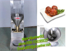 Ali-partner machinery canada hot selling fish ball/ beef ball /vegetable ball/meat ball machine