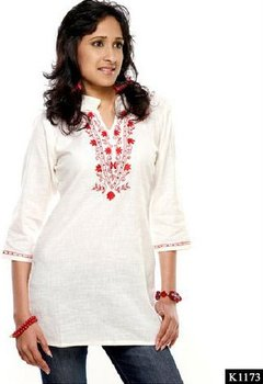 Ladies Kurti Tunic Tops