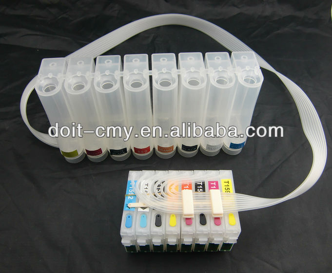 ciss for r2000 use T1590-T599 Cartridge tota eight colors