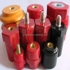 10 KV support electrical polymer sm bus-bar insulator