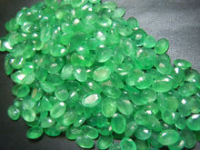 AAA High Quality Natural Colambian Emerald Gemstone Cut Stone Wholesale Price