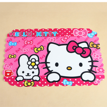 Hello Kitty Printed PP kids Plastic Placemat