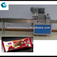 fully automatic ice lolly packing machine