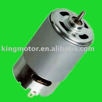 DC Motor RS-550 & RS555
