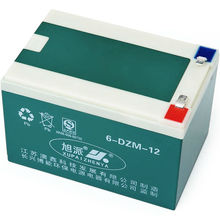 Storage agm battery 12v 17ah e road electric bike CE ISO QS