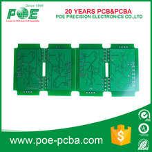 Hot sale 2 layer pcb circuit board with short delivery time