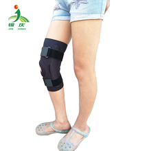 Adjustable neoprene osteoarthritis knee braces