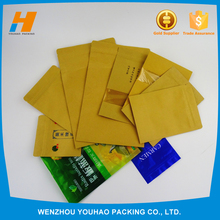 Professional aluminum foil plastic pouch with CE certificate