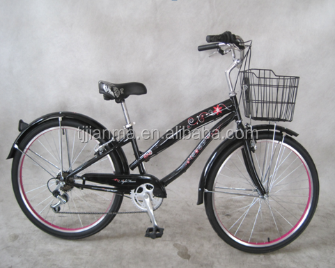 Aluminum alloy 26 wheel Beach Cruiser Bicycle