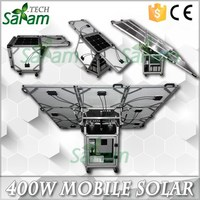 Rated 400W Portable Solar Kit
