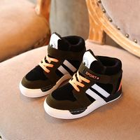2016 autumn and winter the most popular multi-style children's shoes, cotton warm children's shoes