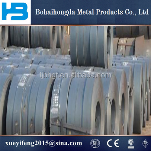 SS400/A36 for Welding structure steel strips