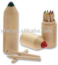 packing with cylinder 12C color pencil(demand by client)