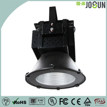 Josun Indoor factory warehouse industrial 400w led high bay light CE RoHS 400w outdoor stage high bay light