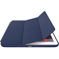 2016 New Tablet Accessories Leather Multi-folding Stand Cover For Ipad Pro 9.7inch With Auto Sleep Wake
