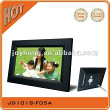 10.1 inch Wooden Multifunction Digital Picture Frame