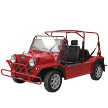 4 Seats SUV Electric Sightseeing 4 Wheel Scooter Golf Cart Wholesale Vehicle for sale