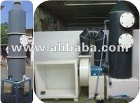 Fume Absorber or Exhaust Fume Scrubber