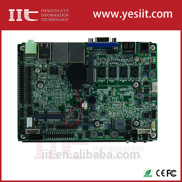 Professional half-size card which has connector for pc/104 with low price