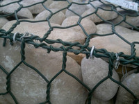 wire mesh Gabion Basket and gavion box from factory for hot sale
