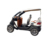 Royal 3 seat electric car tourist car for sightseeing