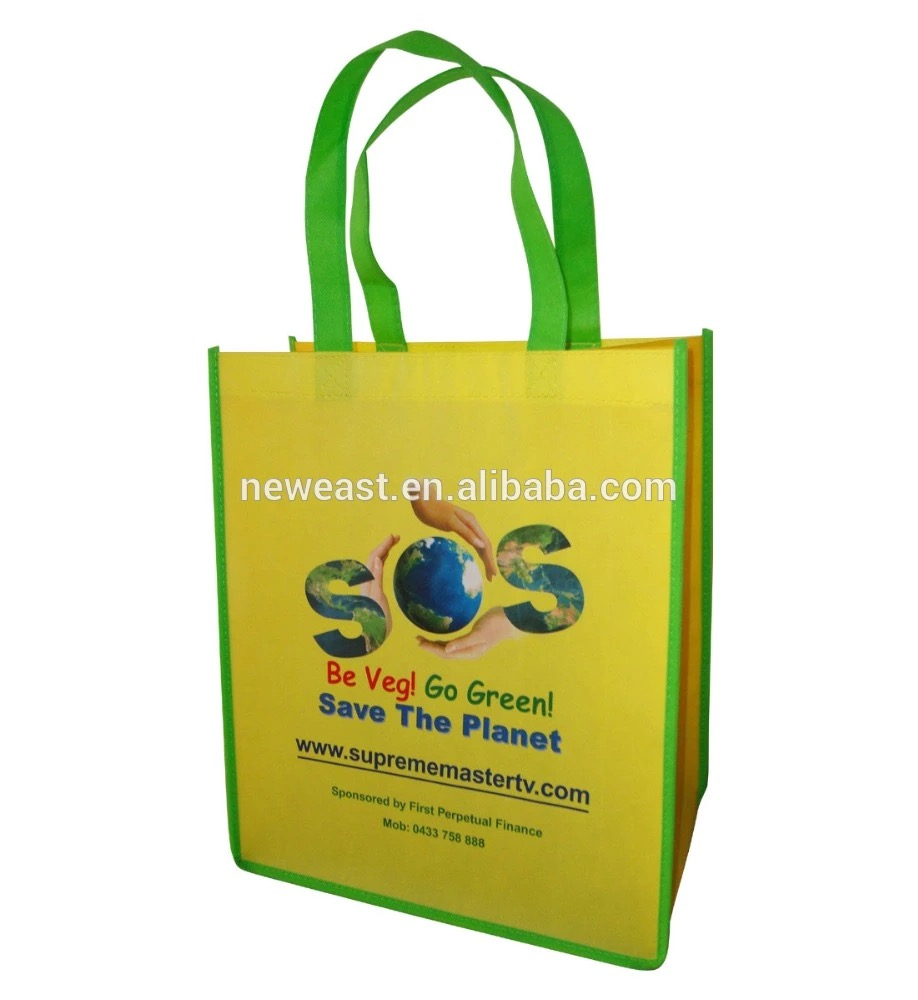 New Foreign Trade Very Strong Very Large Capacity Shopping Bag