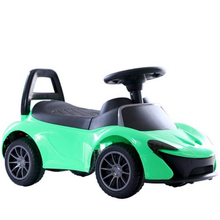Plastic baby swing car driving toy car /classic ride on car for kids/ happy children swing car