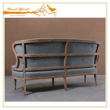 China Manufactured high quality pictures of wooden sofa designs