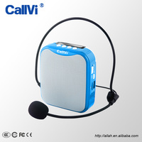 Callvi Colored 10W Outdoor Mini Portable Professional Audio Loudspeaker