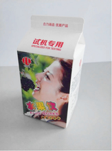 multilayer custom printed Aseptic Gable Top Carton for Juice