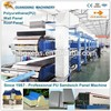 Polyurethane PU Cold Room Panel Production Line