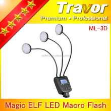 universal camera flash ML-3D for Nikon/Canon/Olympus/Panasonic DLSR CAMERAS
