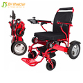 The Newest Direct Foldable Lightweight Pihsiang Mini Electric Power Wheelchair With Lithium Battery