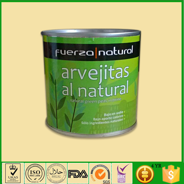 Best Canned Green Peas in Brine 340g X 24 Tins with Cheap Price