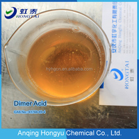 China dimerized fatty acids factory for polyamide resin