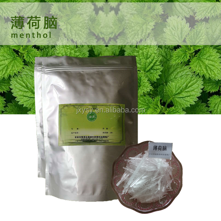 Flavor And Fragrance Menthol Crystal Food Grade Bulk Peppermint Oil Prices