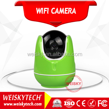 Weisky 2017 New Products Video Surveillance Camera P2P Wireless Wifi CCTV 1.3mp Lens 3.6mm Alarm IP Camera