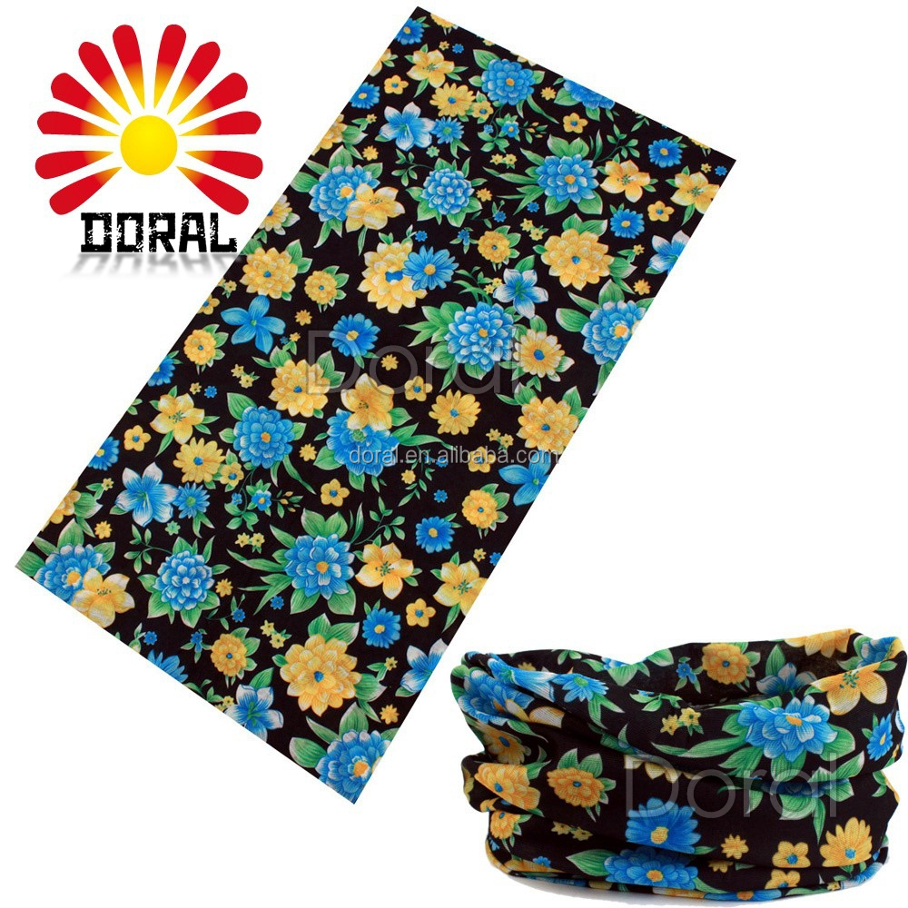 Headscarves Hot New Products For 2016 Tubular Multi Bandana Headwear