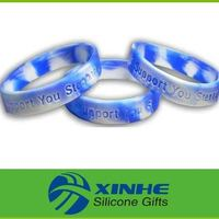 Inspirational Charity Imprint Silicone Band Heater