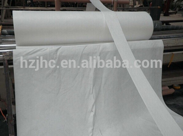 Polyester self-adhesive breathable roofing felt size made in china