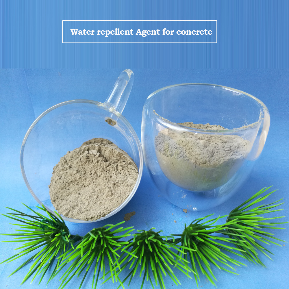 top 100 concstruction companies use concrete admixture / water repellent agent