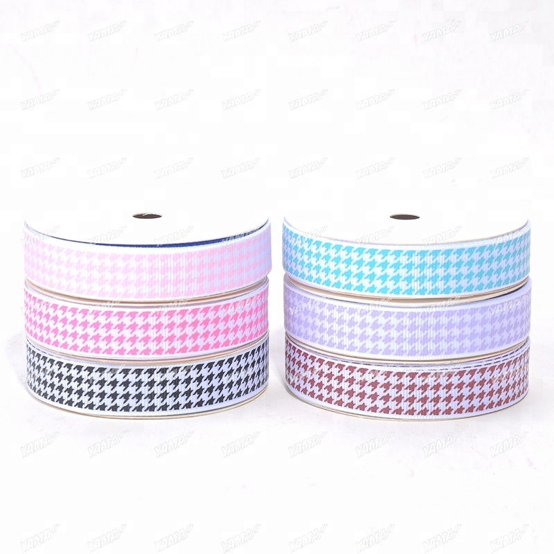 Wholesale wedding decorative 100% polyester 5/8'' grosgrain ribbon