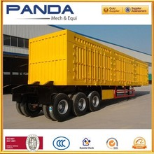 Pandamech Tri-Axle Full Trailer Tractor trailer Farm trailer for sale