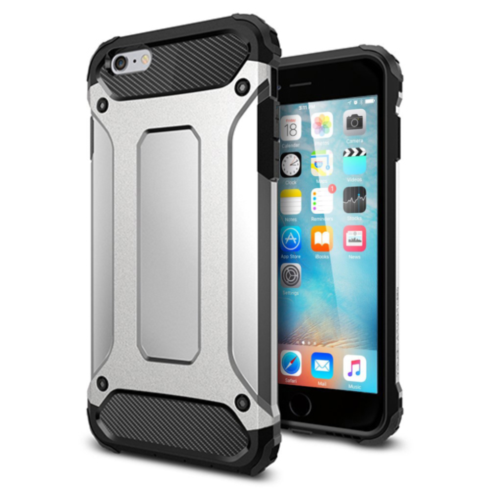 For iPhone 6 Case,Dual Layer Ultimate Rugged Protection Super Armor Case for iPhone 6s,