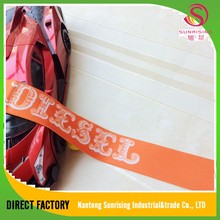 Factory price jacquard elastic band with brand names